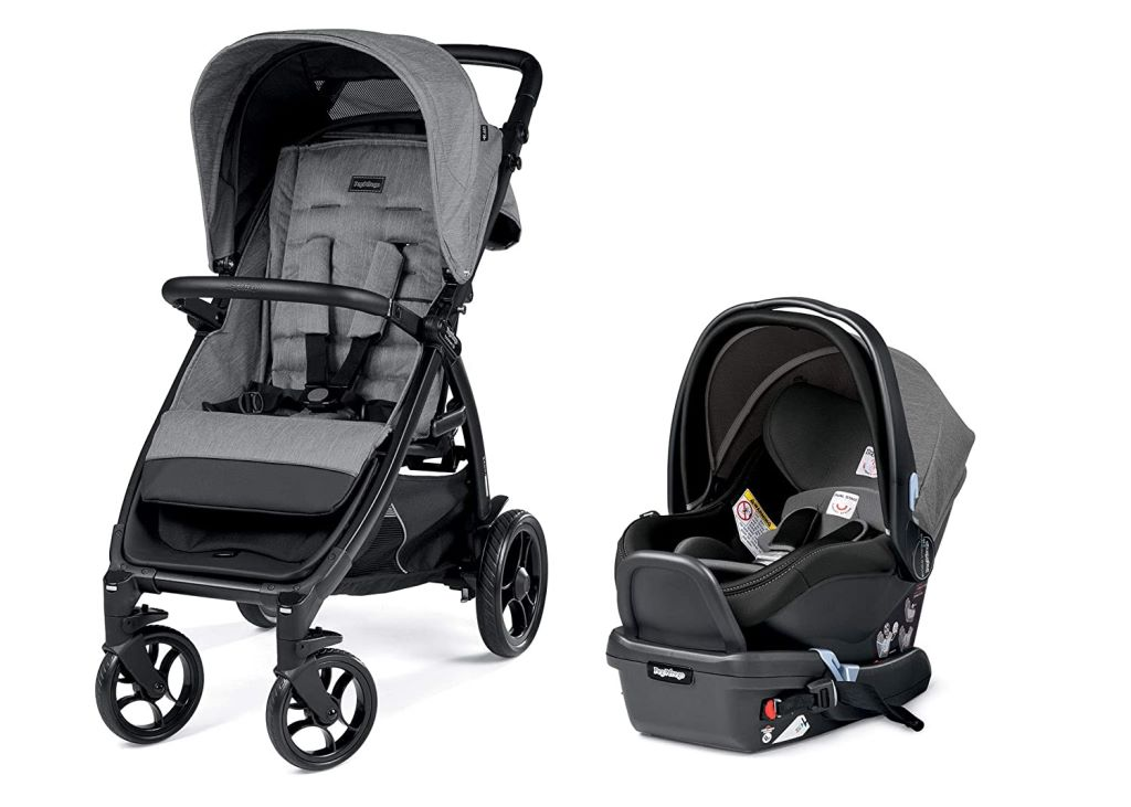Peg Perego Booklet Travel System Stroller Review