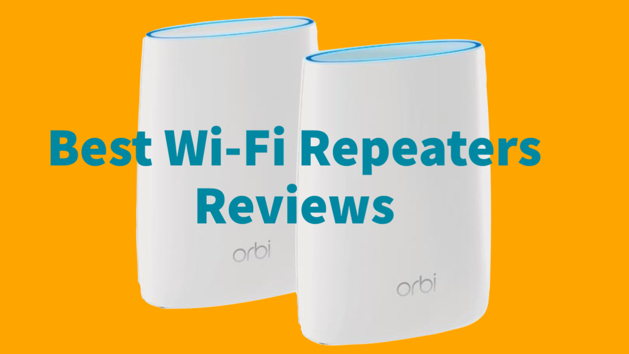 Best Wi-Fi Repeaters 2021