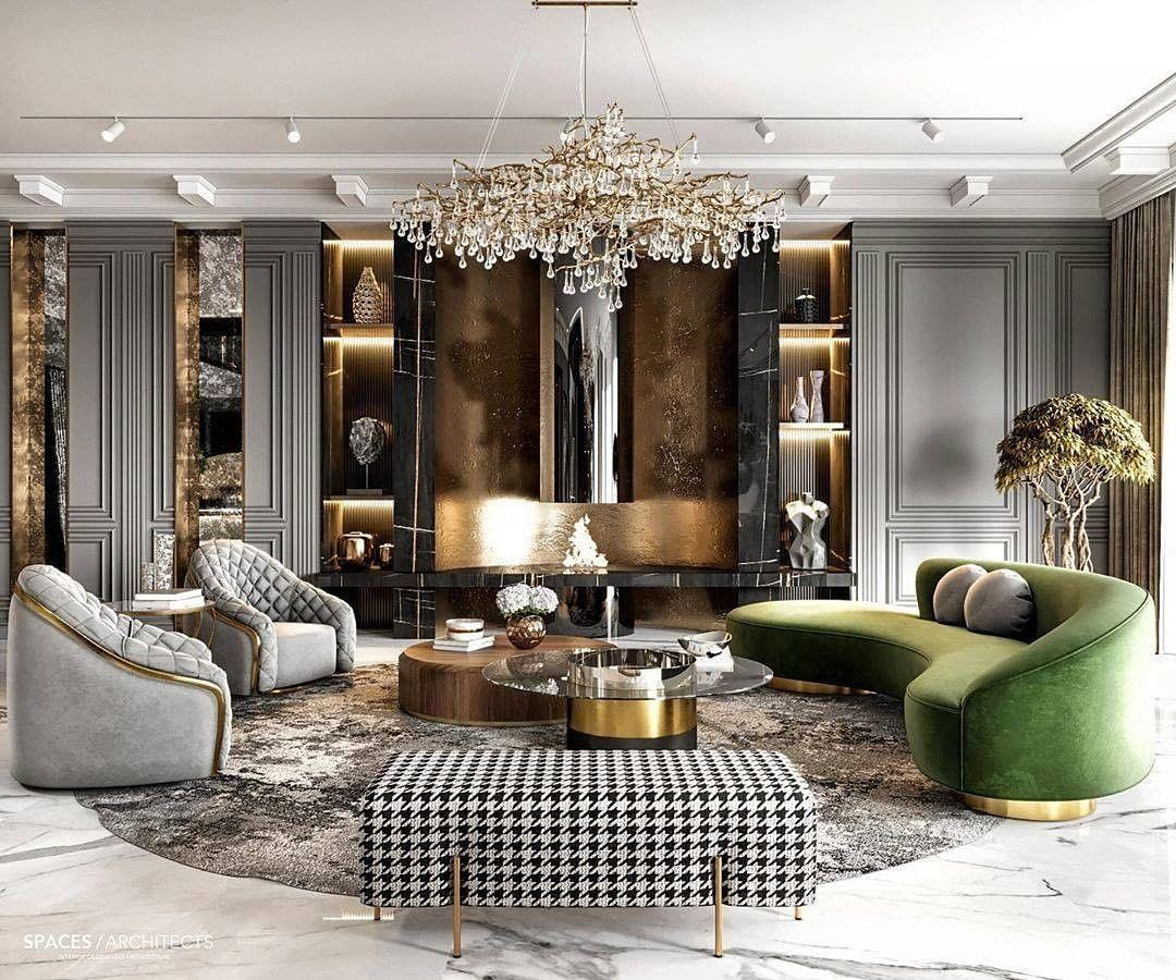 Modern and Classic Interior Style